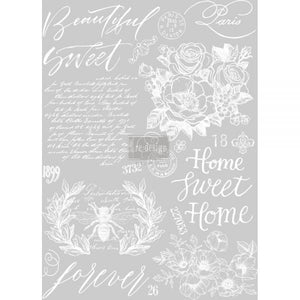 Birds & Berries - ReDesign with Prima Decor Transfer®