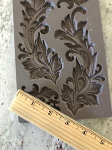 Baroque Swirls - ReDesign with Prima Moulds