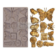 Butterfly in Flight - ReDesign Decor Mould®