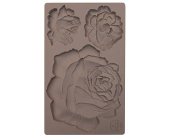 Etruscan Rose - ReDesign with Prima Moulds