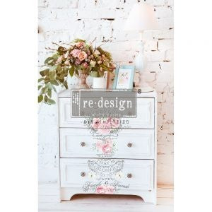 Overflowing Love - ReDesign with Prima Decor Transfer®