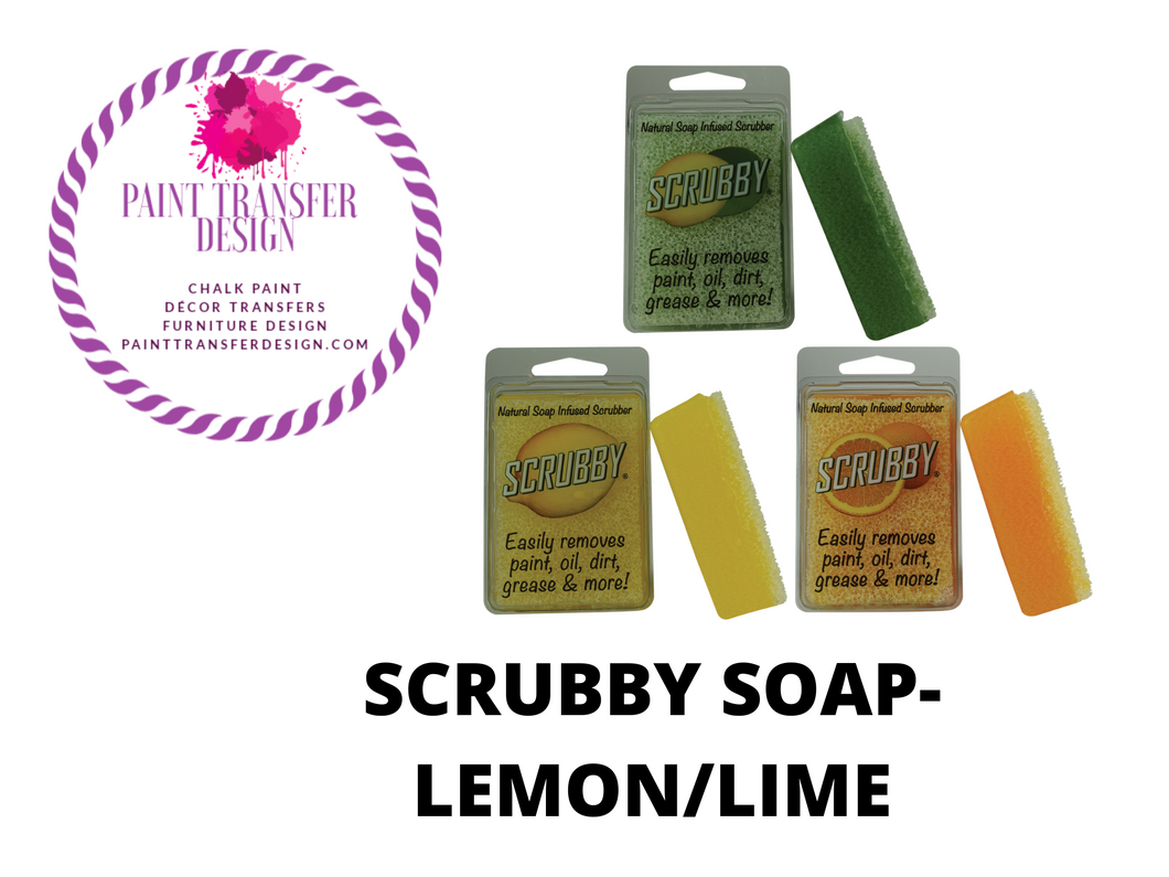 Scrubby Soap - Dixie Belle