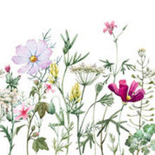 Load image into Gallery viewer, Spring Flowers with Stems - Rice Découpage Paper - Belles & Whistles® by Dixie Belle