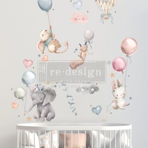 Sweet Dreams - ReDesign with Prima Decor Transfer®