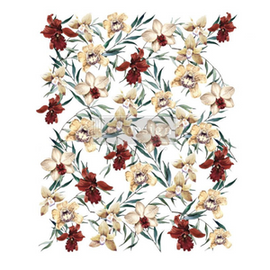 Wildflowers - ReDesign with Prima Decor Transfer®
