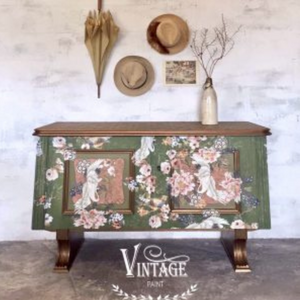 Elegance & Flowers - ReDesign with Prima Decor Transfer®