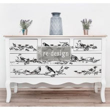Load image into Gallery viewer, Birds & Berries - ReDesign with Prima Decor Transfer®