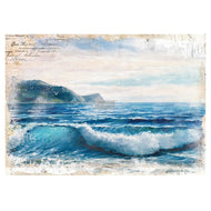 Blue Wave - ReDesign with Prima Decor Transfer®