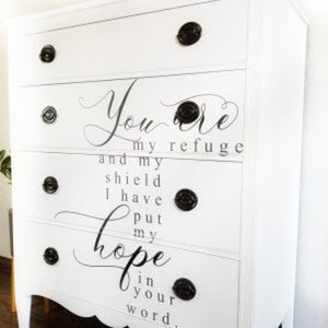 My Refuge - ReDesign with Prima Decor Transfer®
