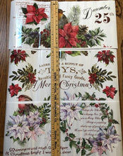 Load image into Gallery viewer, Christmas Greetings - ReDesign with Prima Decor Transfer®