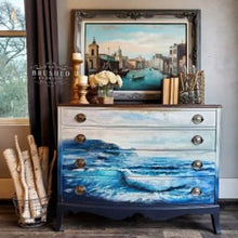 Load image into Gallery viewer, Blue Wave - ReDesign with Prima Decor Transfer®