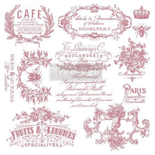 Load image into Gallery viewer, I See Paris - Cling Stamps - ReDesign with Prima