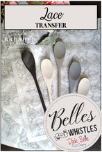 Load image into Gallery viewer, Lace - Decor Transfer - Belles & Whistles® by Dixie Belle
