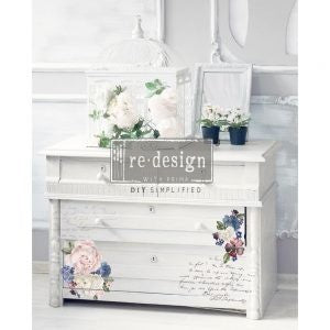 Lavender Bush - ReDesign with Prima Decor Transfer®