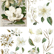 Load image into Gallery viewer, Magnolia Garden - Decor Transfer - Belles & Whistles® by Dixie Belle
