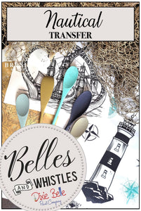 Nautical Life - Decor Transfer - Belles & Whistles® by Dixie Belle