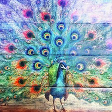 Load image into Gallery viewer, Peacock Dreams - ReDesign with Prima Decor Transfer®