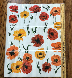 Poppy Gardens - ReDesign with Prima Decor Transfer®