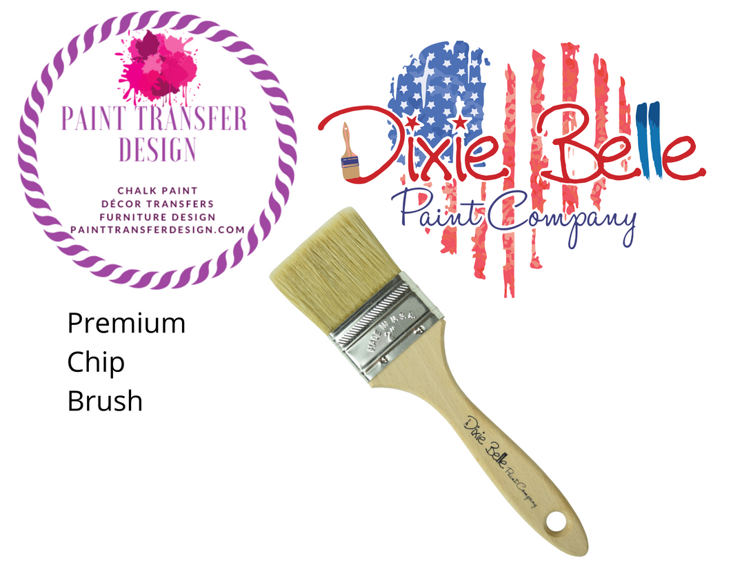 Dixie Belle Premium Chip Brush
