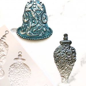 Silver Bells - ReDesign Decor Mould®