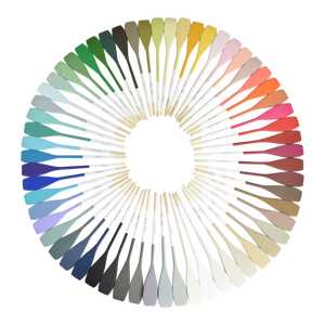 Chalk Mineral Paint - 64 Colors (8oz)