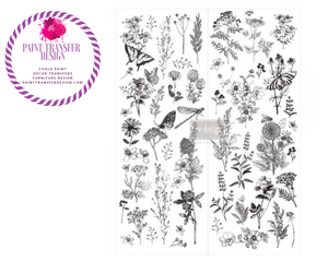 Spring Meadow Life - ReDesign with Prima Decor Transfer®