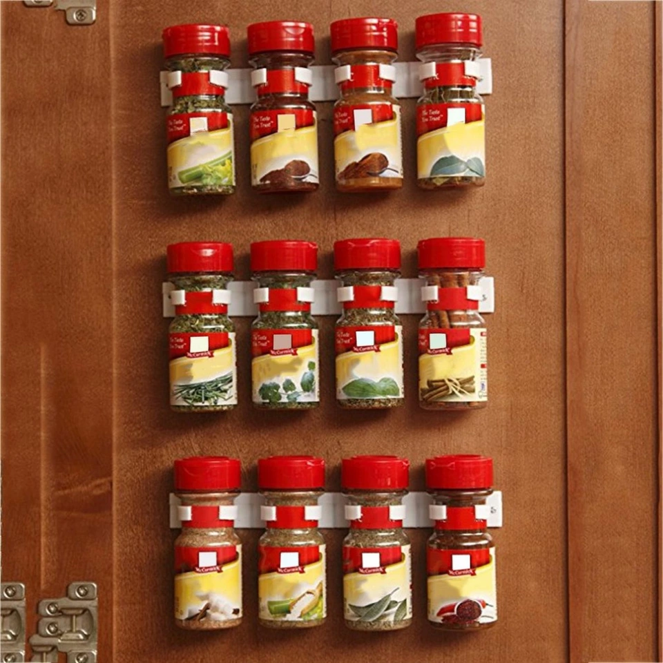 Cabinet Spice Wall Rack