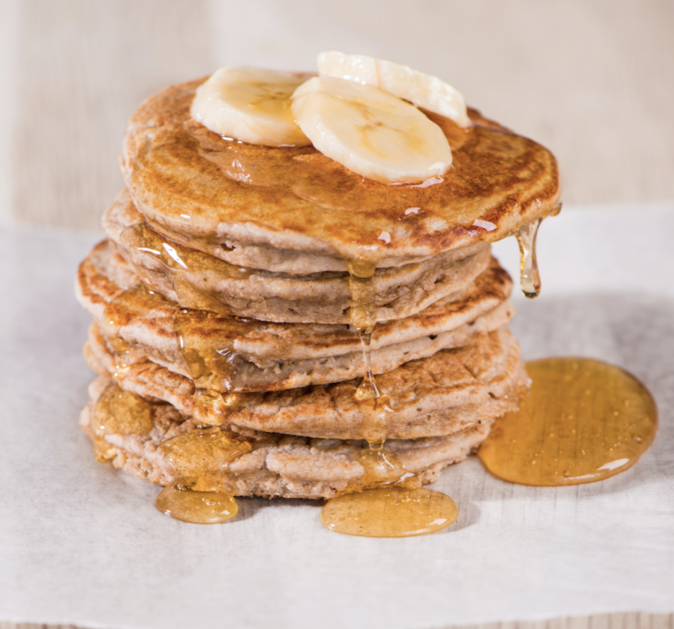 Protein Crumpet Batter (Wheat Free)