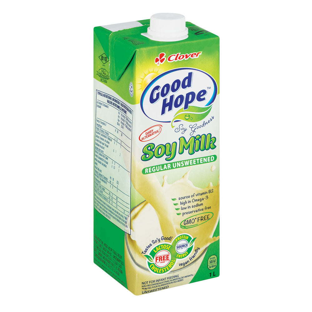 Soya Milk 1L (Good Hope)