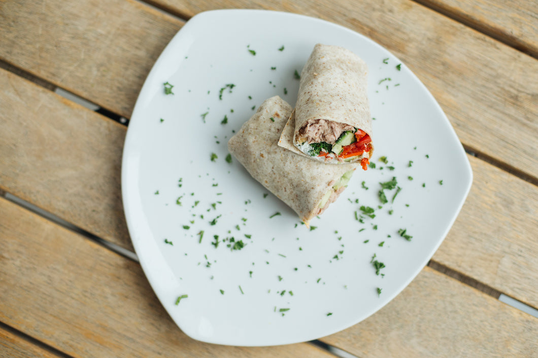 Kids Tuna Mayo Wrap