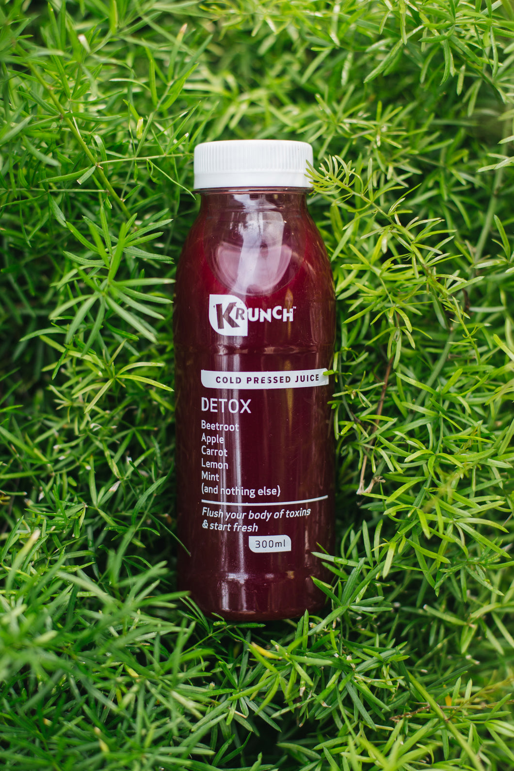 Detox Cold Pressed Juice 300ml