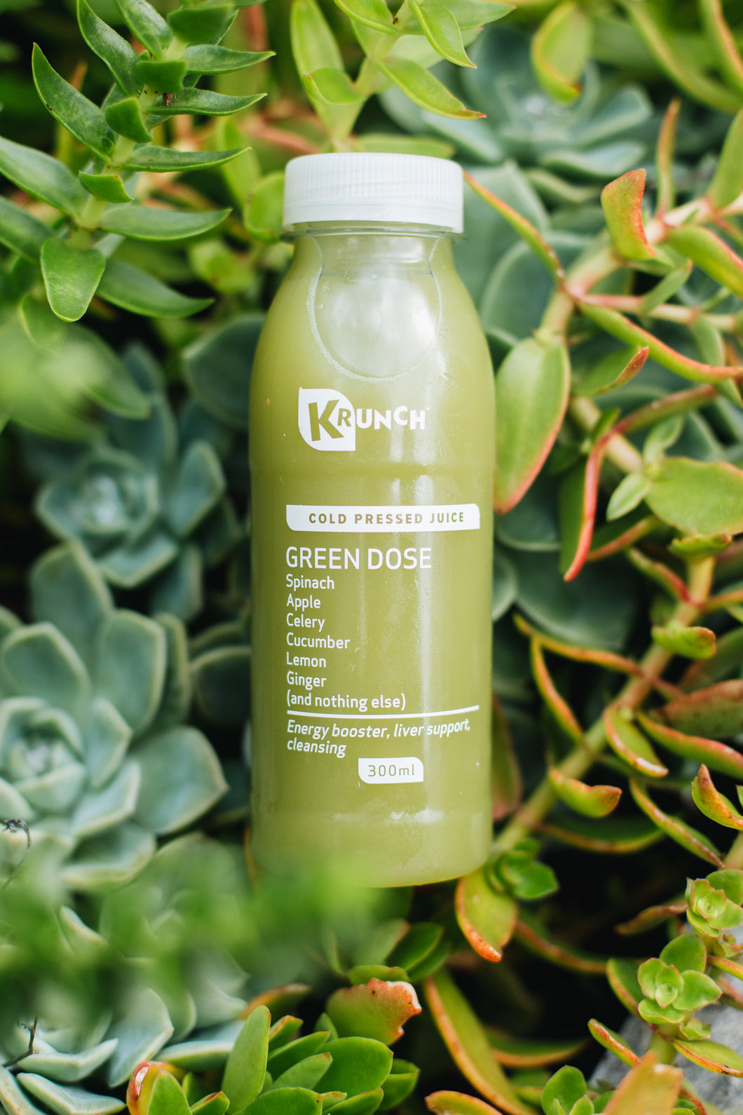 Green Dose Cold Pressed Juice 300ml