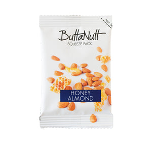 Buttanut Almond Honey Sachet 32g