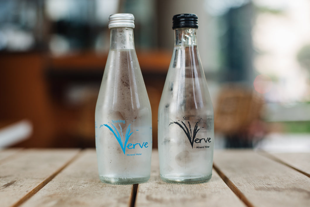 Glass Bottle Water 250ml