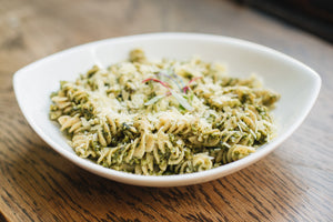 Kids Wholewheat Basil Pesto Pasta