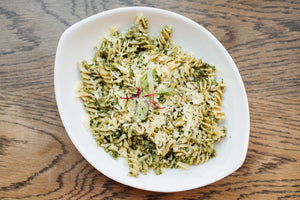 Wholewheat Fusilli Pesto Pasta