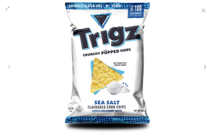Trigz Corn Chips 28g Packet