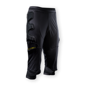 Storelli Exoshield Goalkeeper 3/4 Pants - Black