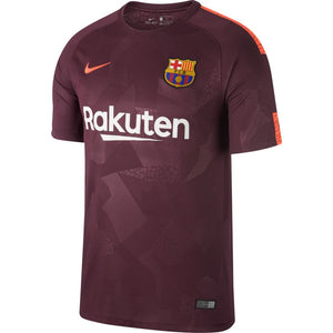 Nike Breathe FC Barcelona Stadium Jersey