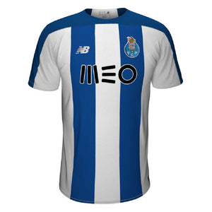 New Balance FC Porto Home Short Sleeve Jersey 19/20