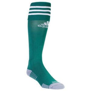 ADIDAS COPA ZONE CUSHION III SOCKS-FOREST GREEN