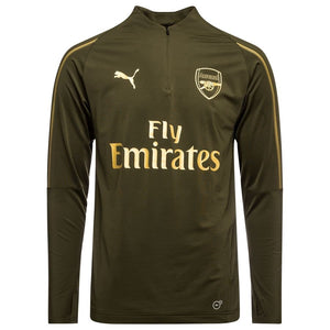 PUMA ARSENAL 1/4 ZIP TOP