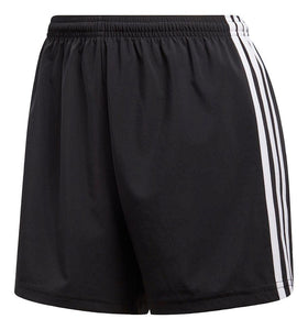 Adidas Women's Condivo 18 Soccer Shorts - Black/White