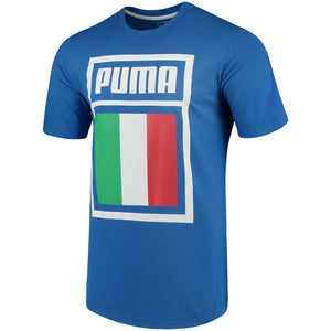Puma Italy National Team Forever Football Country Cotton T-Shirt