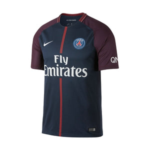 Nike Adult Paris Saint-Germain VAPOR Match Home Jersey 17/18