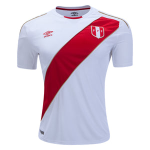 UMBRO PERU HOME STADIUM JERSEY 2018
