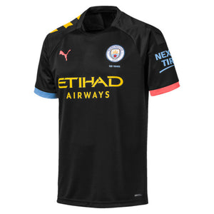 Puma Men's Manchester City 19/20 Away Stadium Jersey