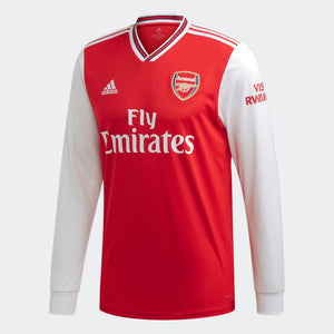 ARSENAL HOME JERSEY LONG SLEEVE 19/20