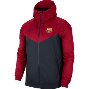 Nike Men's FC Barcelona Windrunner Jacket