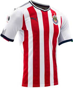 Puma Men's Chivas Home Stadium Jersey 17/18